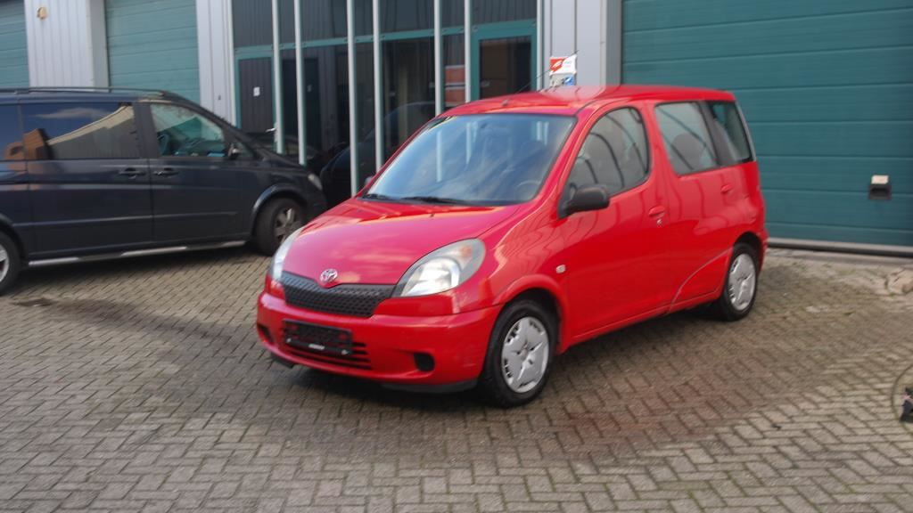 Toyota Yaris Verso occasion - Wolters Autohandel
