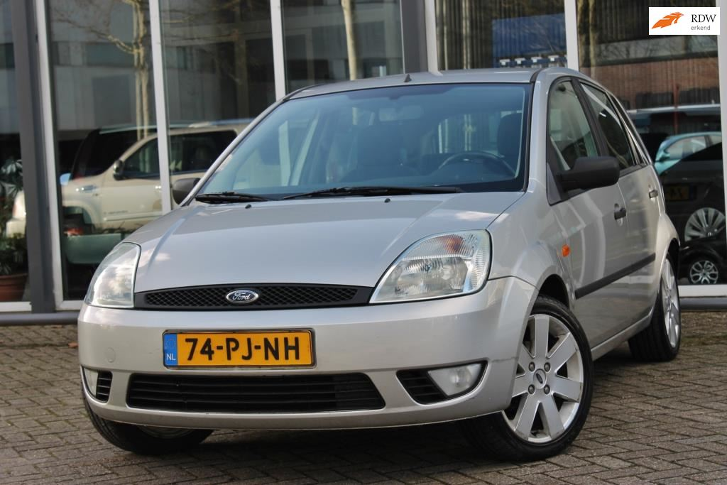Ford Fiesta occasion - HAS Auto's
