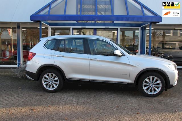 BMW X3 2.8i xDrive Executive