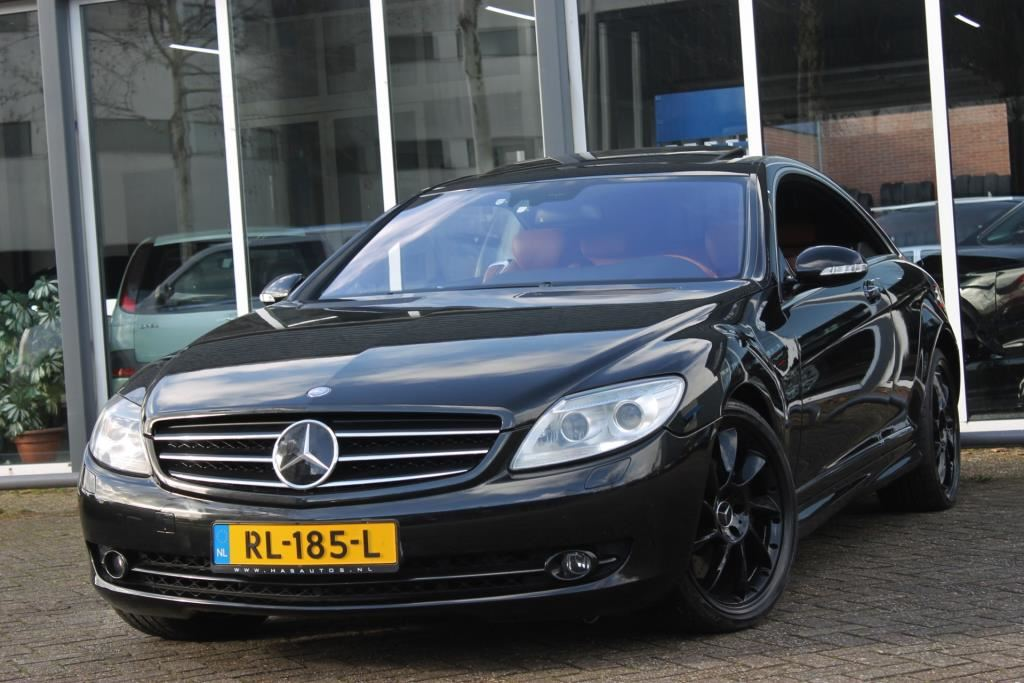 Mercedes-Benz CL-klasse occasion - HAS Auto's