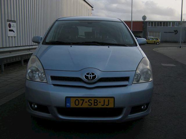 Toyota Corolla Verso 1.6 VVT-i Sol