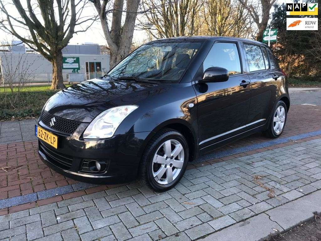 Suzuki Swift occasion - AMS Automotive