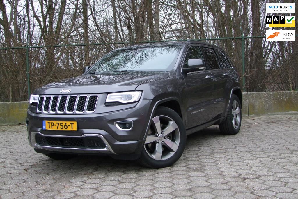 Jeep Grand Cherokee occasion - DG Auto's