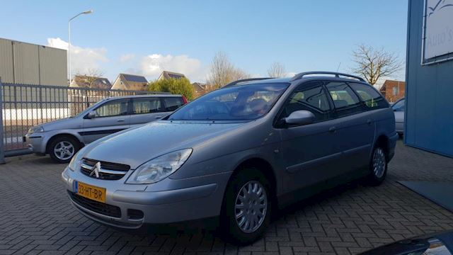 Citroen C5 Break 2.0-16V Exclusive Clima Pdc Xenon Afn trekhaak NL Auto NAP