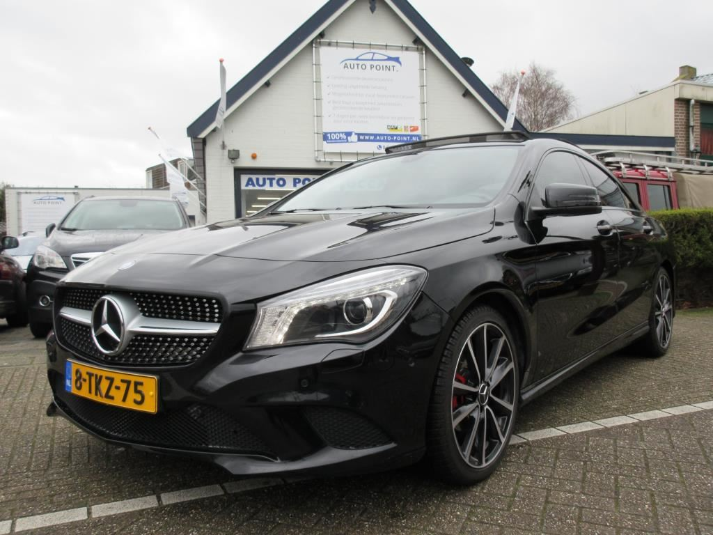 Mercedes-Benz CLA-klasse occasion - Auto Point