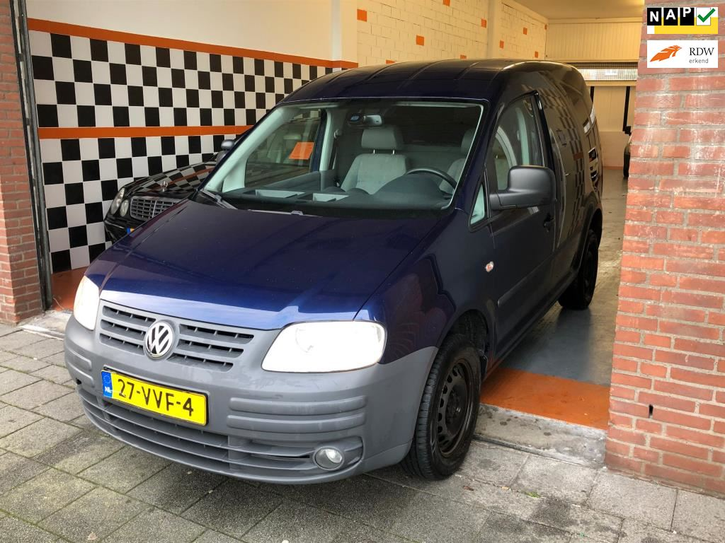 Volkswagen Caddy occasion - AcerCars