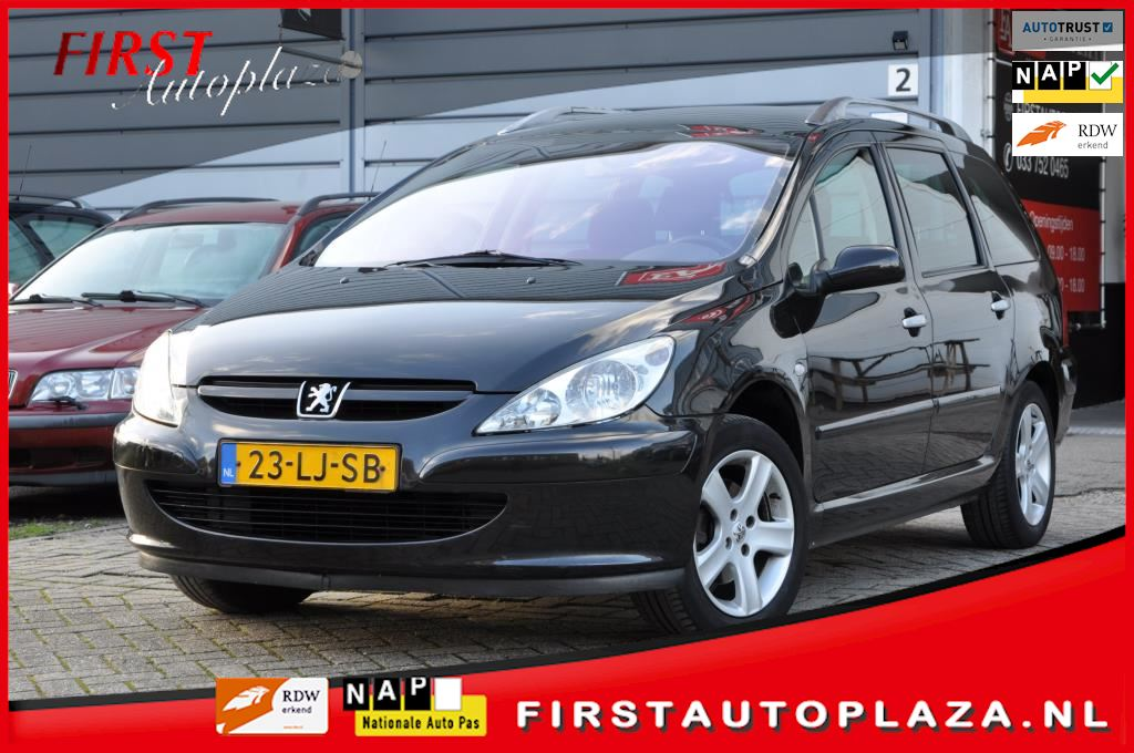 Peugeot 307 SW occasion - FIRST Autoplaza B.V.