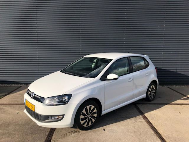 Volkswagen Polo 1.4 TDI BlueMotion CLIMA / NAVI / PARK ASSIST