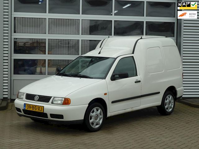 Volkswagen Caddy 1.9 SDI BJ.2003 MARGE | TREKHAAK.