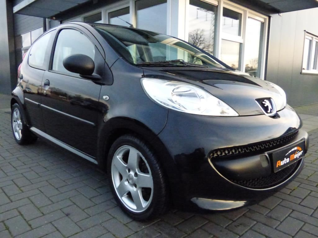Peugeot 107 occasion - Auto Meijer