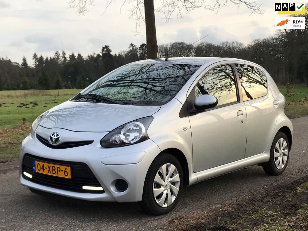 Toyota Aygo occasion - Auto Stenger