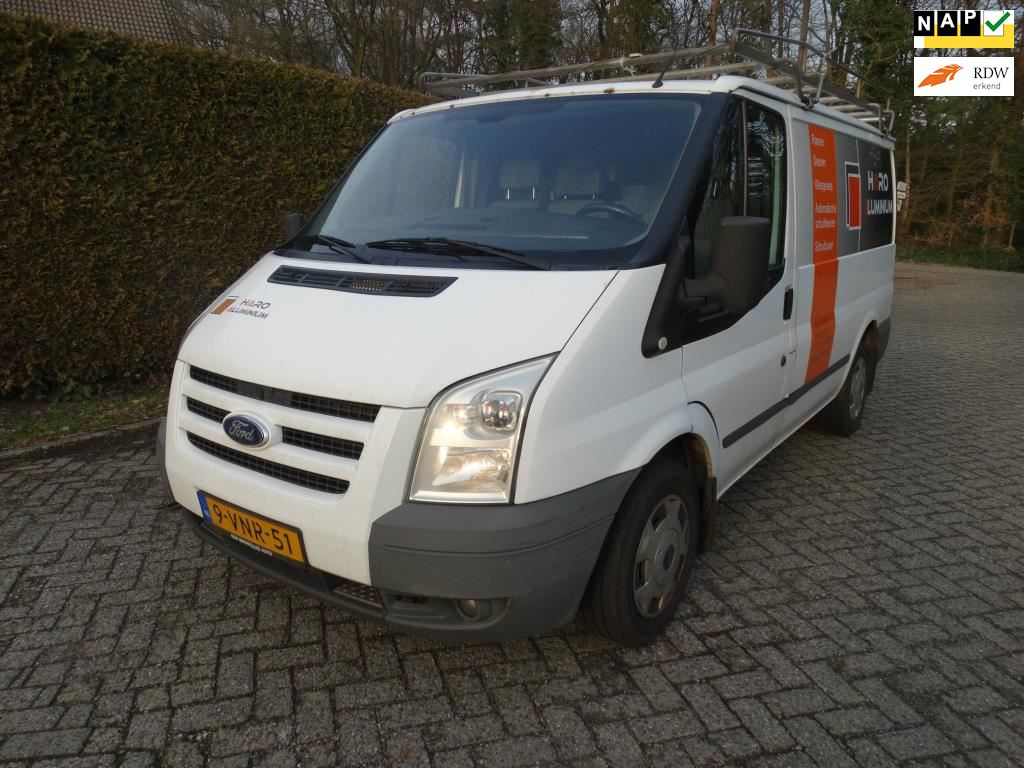 Ford Transit occasion - Auto Veldhuizen