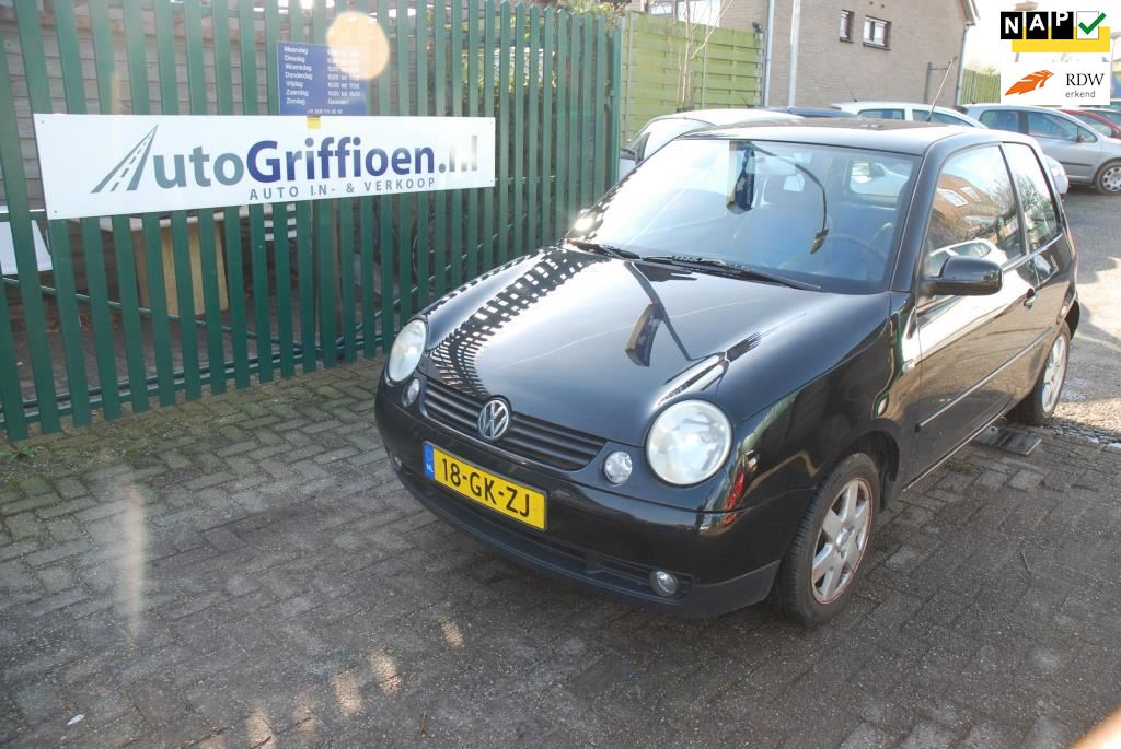 Volkswagen Lupo occasion - Auto Griffioen B.V.