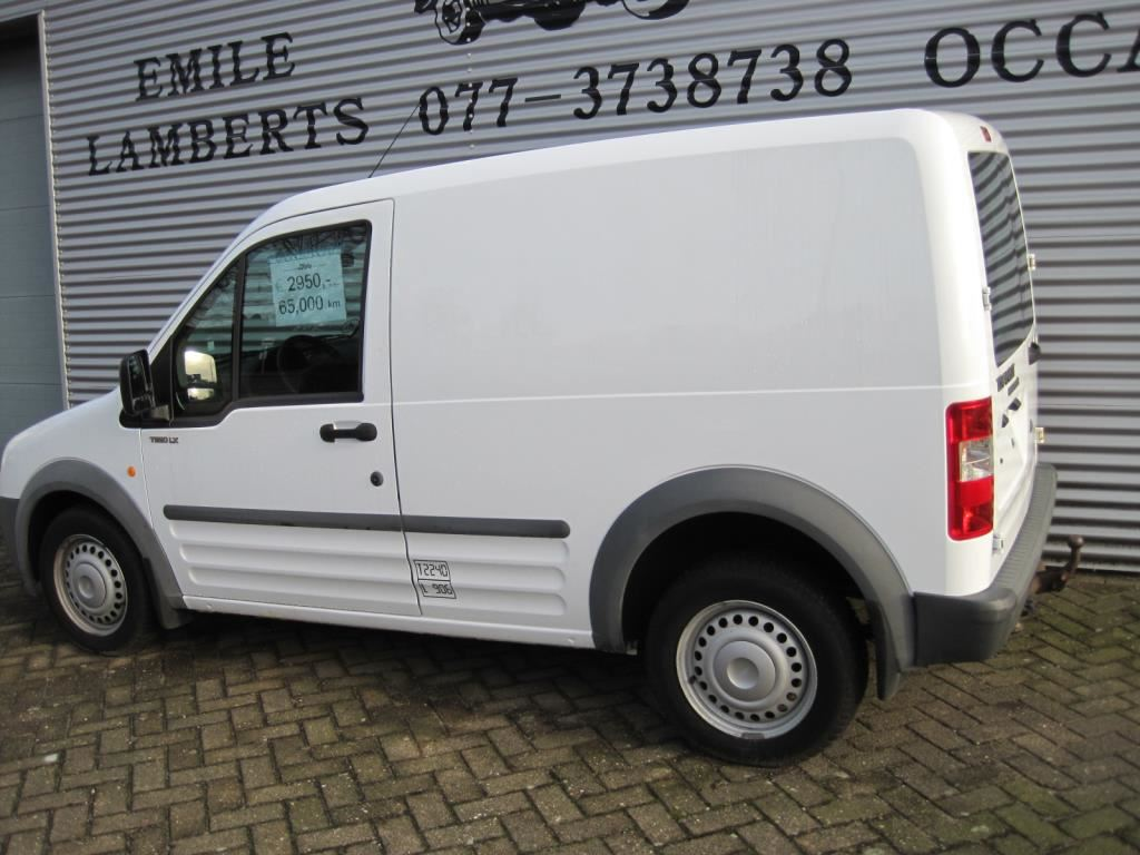 Ford Transit Connect occasion - Emile Lamberts Auto Occasions