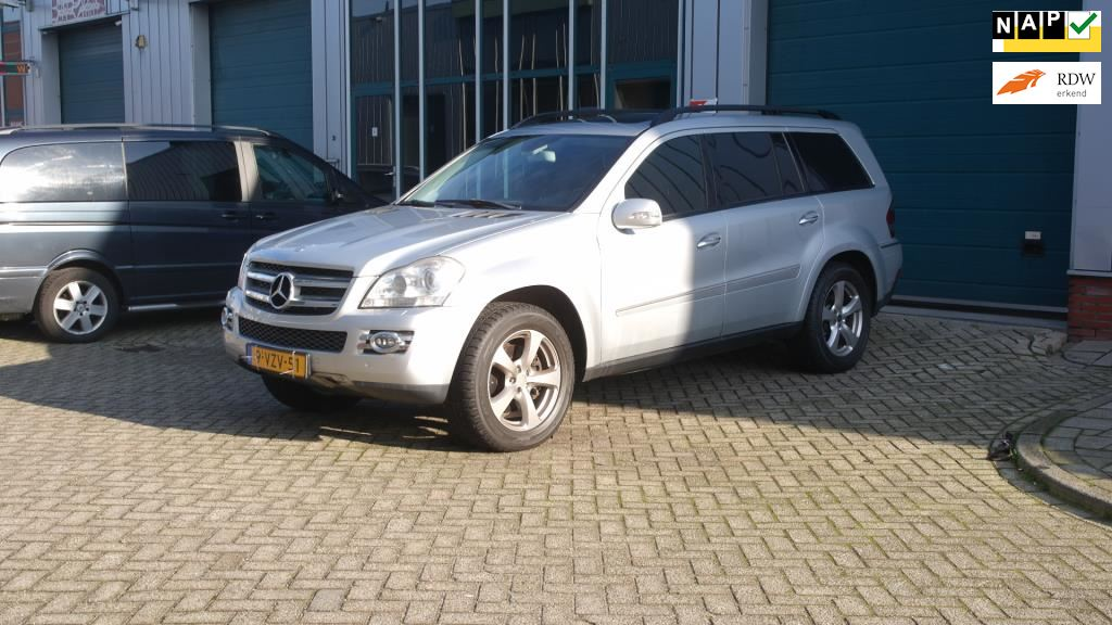 Mercedes-Benz GL 320 CDI 4MATIC occasion - Wolters Autohandel