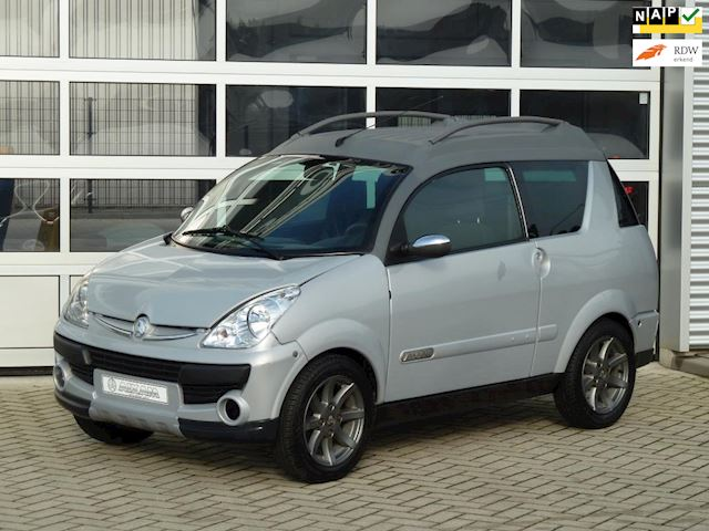 Aixam Brommobiel Crossline BJ.2010 ROADLINE | RADIO CD.
