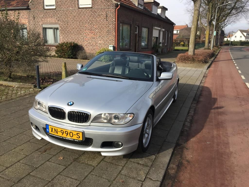 BMW 3-serie Cabrio occasion - Hendricks Auto's