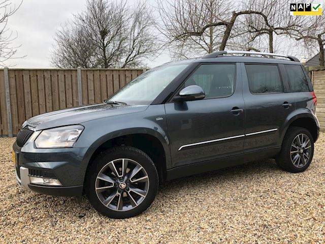 Skoda Yeti Outdoor 1.4 TSI Greentech Edition Navigatie