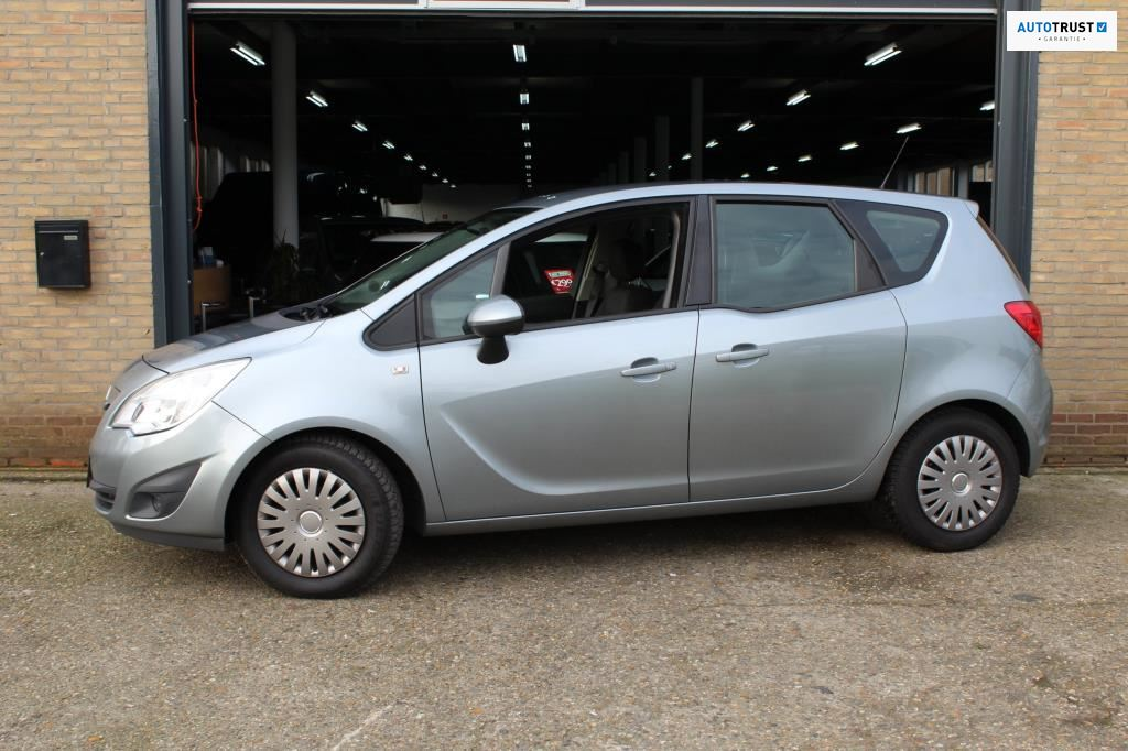 Opel Meriva occasion - Cathy Dealer Occasions