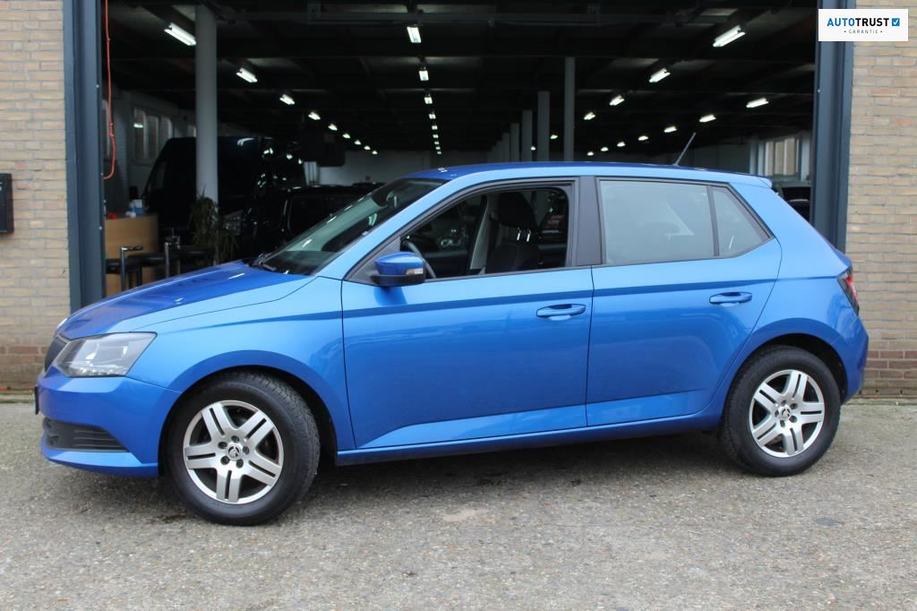 Skoda Fabia occasion - Cathy Dealer Occasions