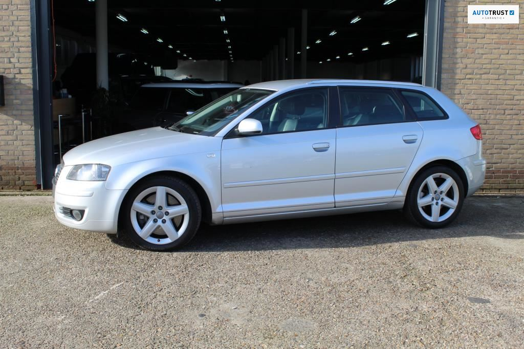 Audi A3 Sportback occasion - Cathy Dealer Occasions