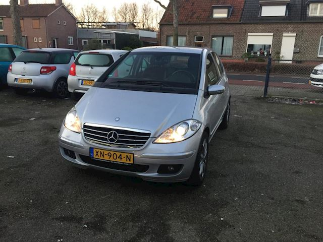 Mercedes-Benz A-klasse 170 Avantgarde facelift