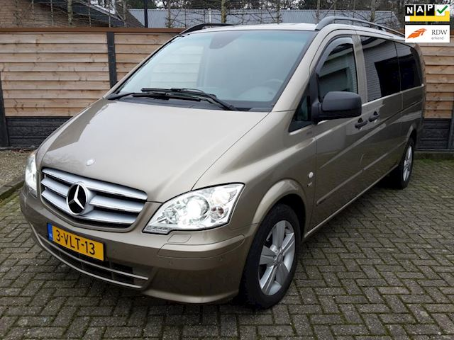 Mercedes-Benz Vito 122 CDI 343 DC FULL OPTION BTW VRIJ