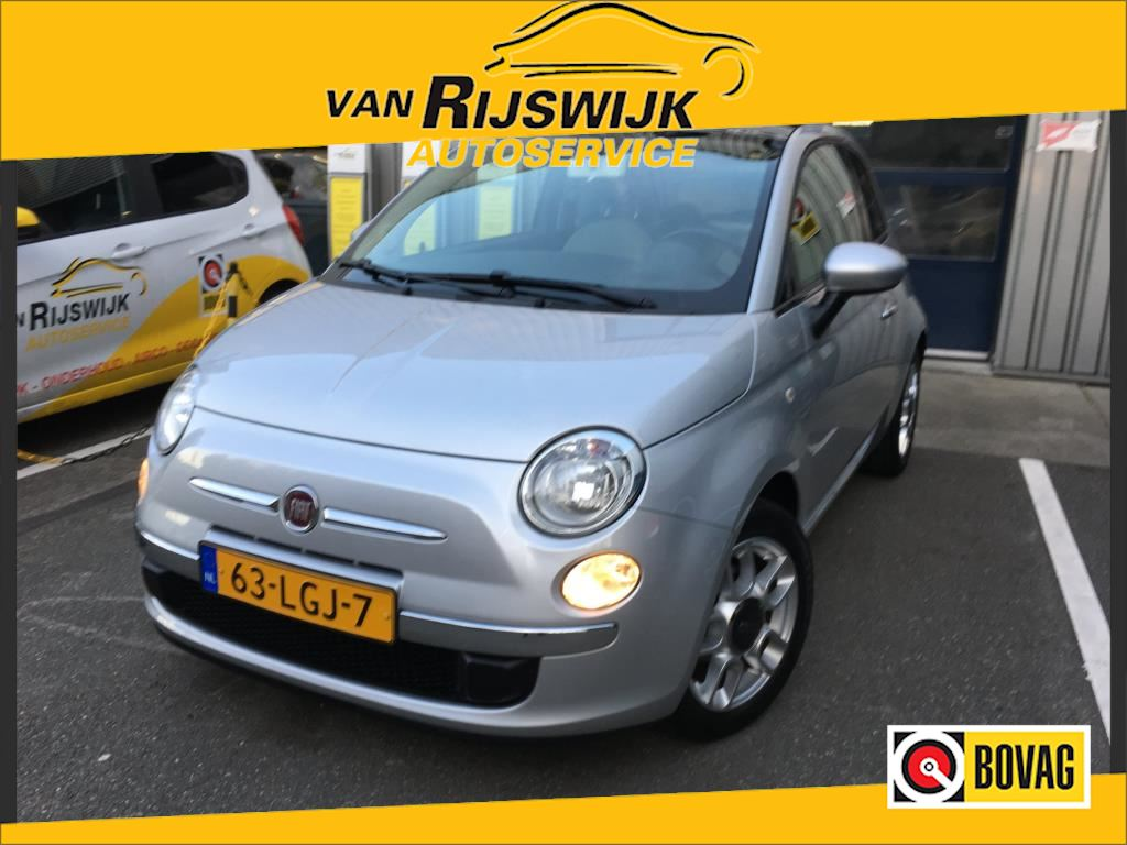 Fiat 500 occasion - Van Rijswijk Autoservice