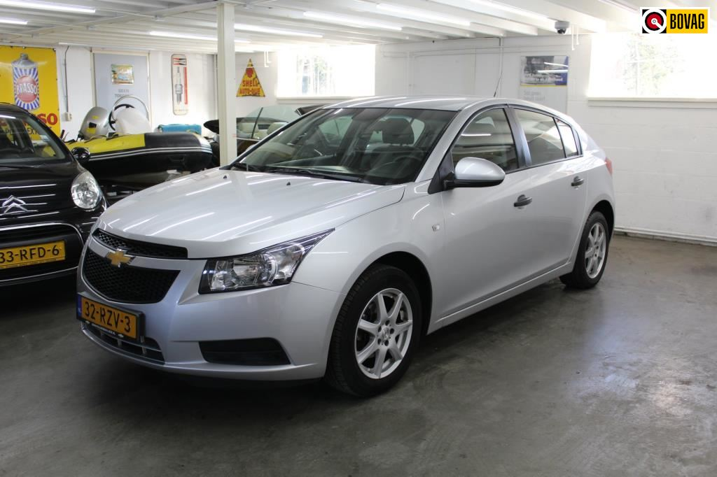 Chevrolet Cruze occasion - Auto Weis