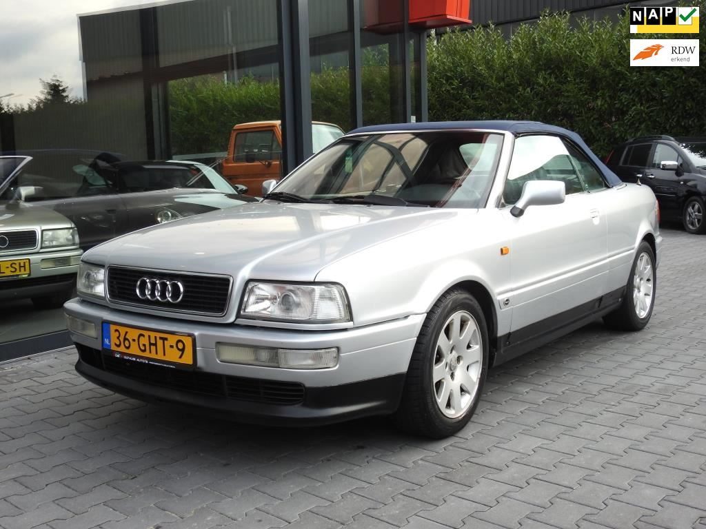 Audi Cabriolet occasion - Rob Wolthuis Auto's