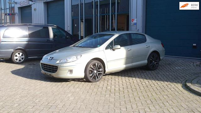 Peugeot 407 2.0 HDiF Blue Lease Executive
