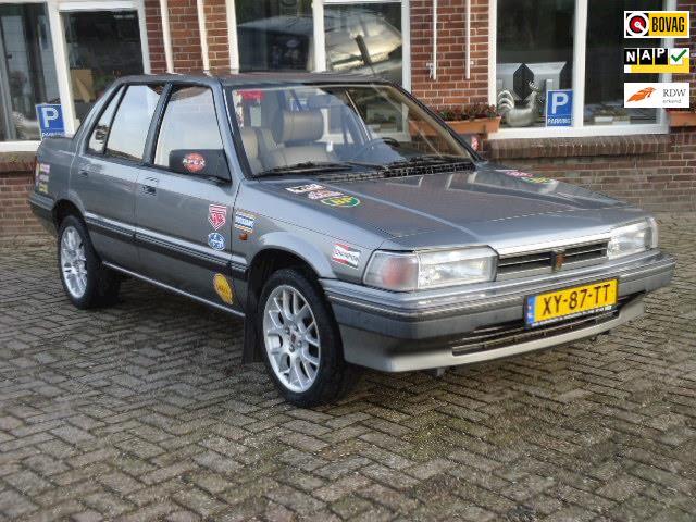 Rover 200 216 S RALLY Executive Leer LMV - RIJKLAAR -