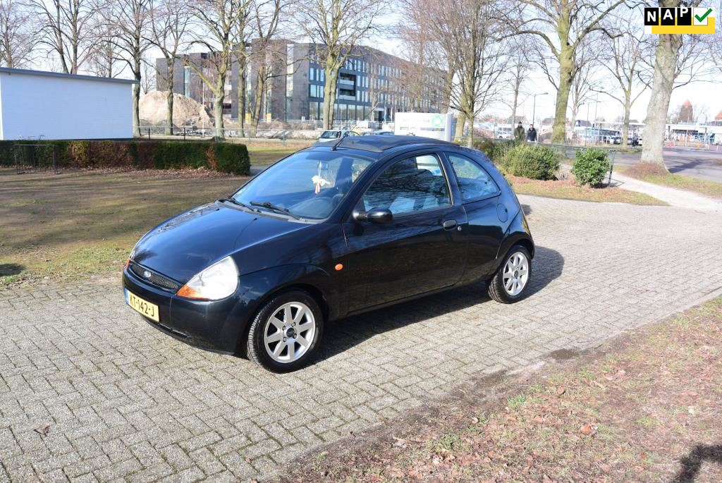Ford Ka occasion - SN Auto's
