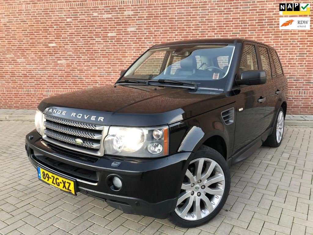 Land Rover Range Rover Sport occasion - Bensi-Amar Auto's