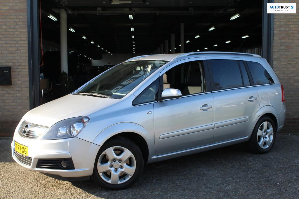 Opel Zafira occasion - Cathy Dealer Occasions