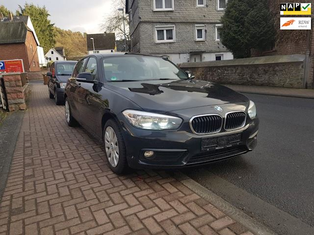 BMW 116i nw model st verw LED cruise controle enz