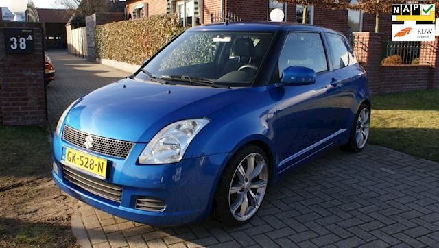 Suzuki Swift 1.3 GA top auto