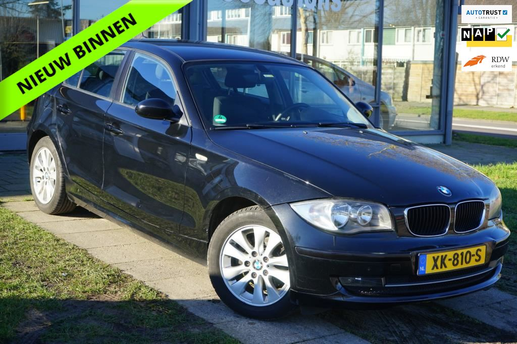 BMW 1-serie occasion - Loyaal Auto's