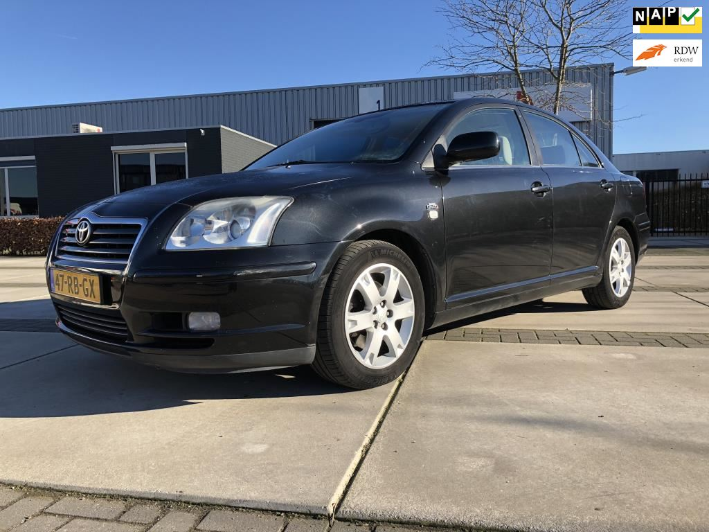 Toyota Avensis occasion - A2 Auto's