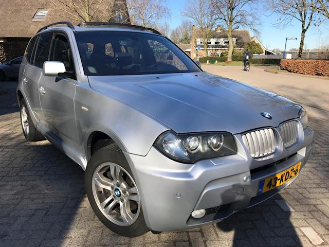 BMW X3 3.0sd 286 pk m pakket facelift