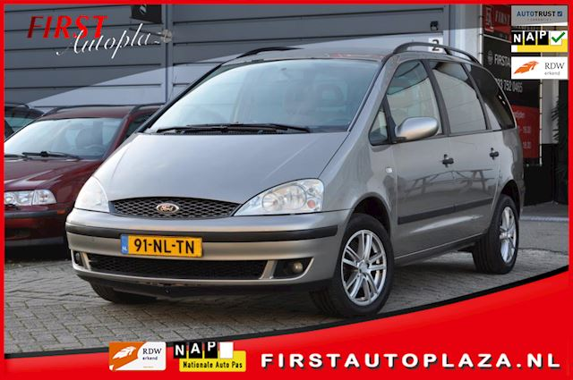 Ford Galaxy 2.3-16V Collection AUTOMAAT 7-PERSOONS AIRCO/NAVI/CRUISE NETTE AUTO !