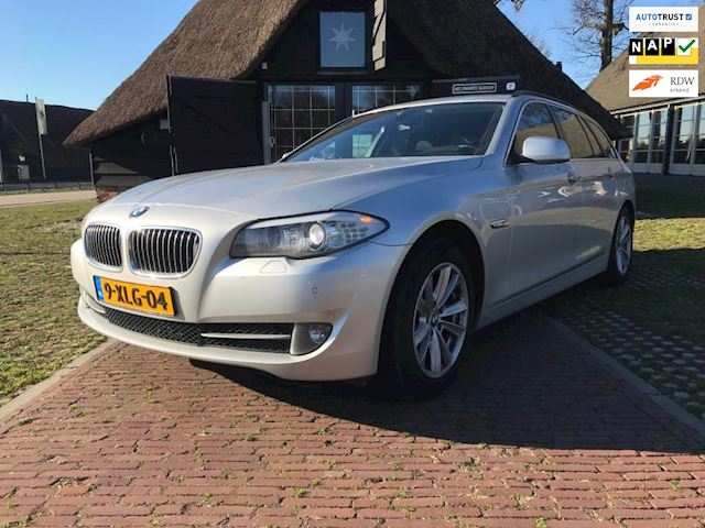 BMW 5-serie Touring occasion - U.J. Oordt Auto's