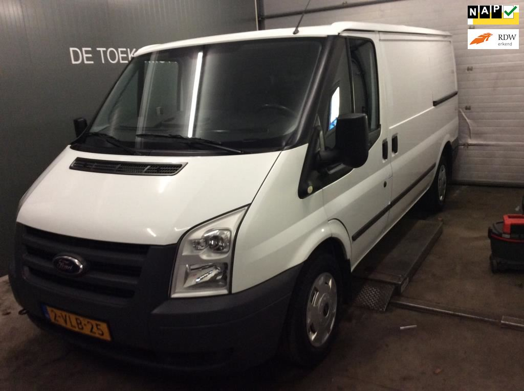 Ford Transit occasion - De Toekomst Auto's