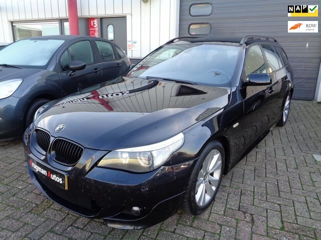 BMW 5-serie Touring occasion - Brugman Auto's