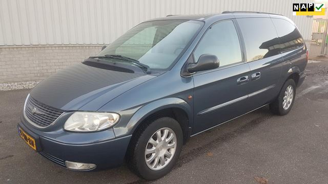 Chrysler Grand Voyager 3.3i V6 LX