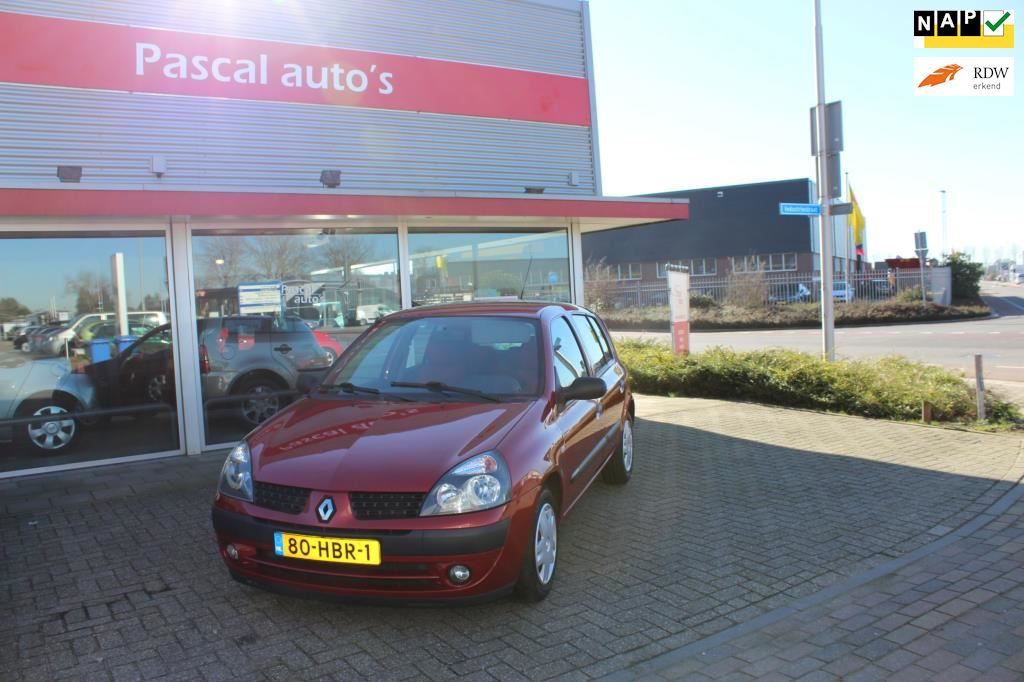 Renault Clio occasion - Pascal Auto's