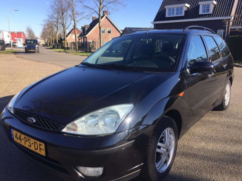 Ford Focus Wagon occasion - ABV Holland