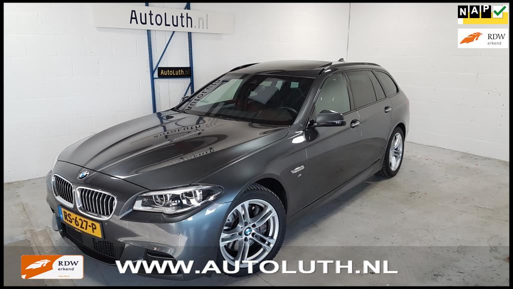 BMW 5-serie Touring occasion - Luth BV