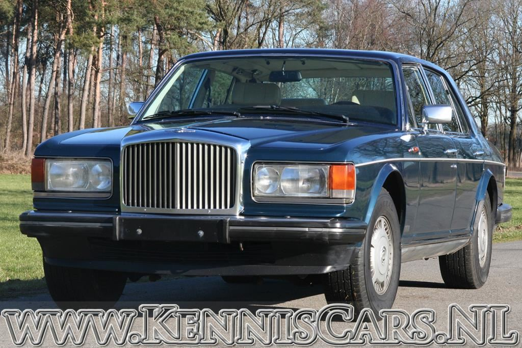 Bentley 1987 Mulsanne occasion - KennisCars.nl