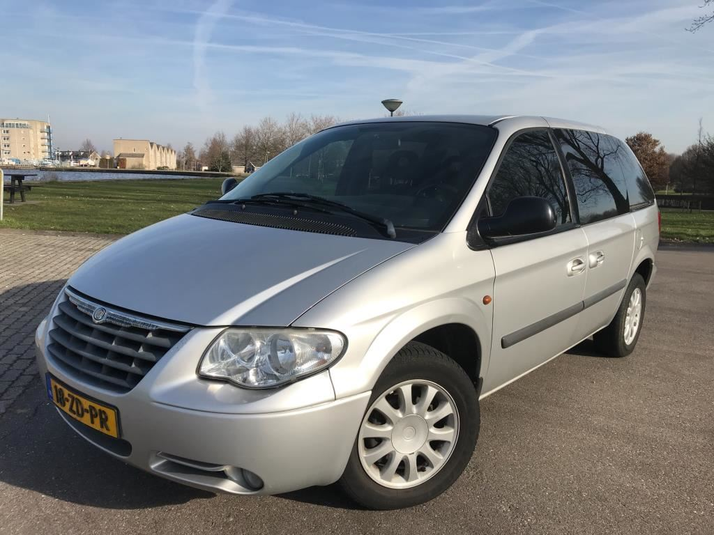 Chrysler Voyager occasion - Vermeer Occasions